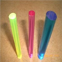 Acrylic Color Rod