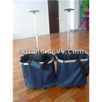 Aluminum Shopping Trolley