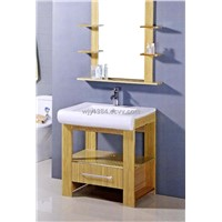 Bamboo Bathroom Furniture