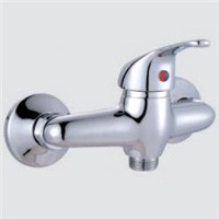 single handle bathroom mixer