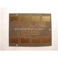 china 2 layers double sided pcb(lead free,UL)