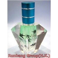 Crystal Inner Painting Perfume Bottle (RB-XP07)