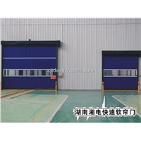 High-Speed Rolling Door