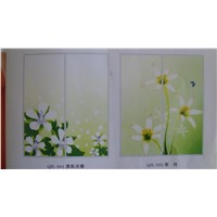 Screen Painting Glass