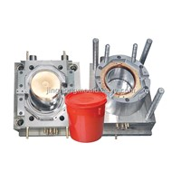 supply  plastic bucket mould