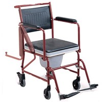 commode wheel chair MT681