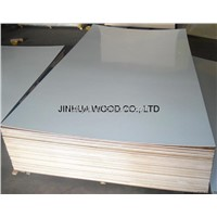 White Glossy Polyester Plywood