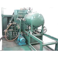 Engine Oil treatment Machine