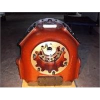 turbocharger parts--inlet&outlet casing