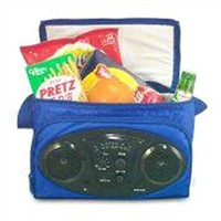 Radio Cooler Bag