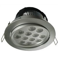 12*1W LED Downlight