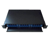 19 Inch Slide-Out Rack Mount Patch Panel
