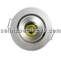 1W 3W LED Ceiling Light