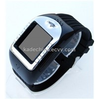 1.3 Inch Touch Screen Sport Style Triband Mobile Phone Watch with Bluetooth