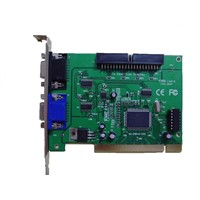 4 Channels DVR Card