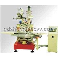 5-Axis & 2-head Brush Drilling/Tufting Machine