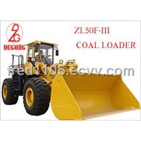 5T Ore Wheel Loader (ZL50F-II)