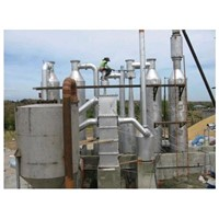 Biomass Gasification Power Generation System