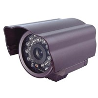 Color IR Day& Night Waterproof CCD Camera