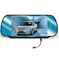 Car Bluetooth Mirror (DJ-706H)