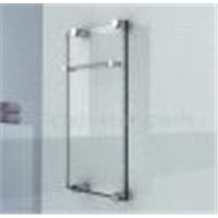 Clear Glass Radiator