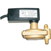 Differential Pressure Flow Switch with Fixed Setpoint