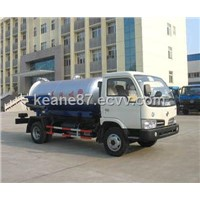 DongFeng XBW Fecal Suction Truck