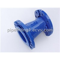 Ductile Iron Pipe Fitting with Loose Flanges