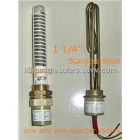 Electric Heaters, Copper Coil Solar Water Heater, U-pipe Solar collector