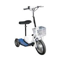 Electric Scooter Tricycle
