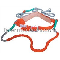 Electrician's Rope Type Double Safety Belt