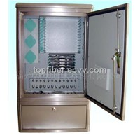 Fiber Cable Cross Connection Cabinets / Fiber Optic Distribution Box