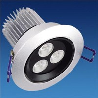Indoor Ceiling Light with Aluminum Housing