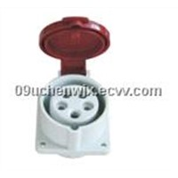 Industrial Socket (YG ZM-015)