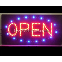 LED Open Sign (zt14)