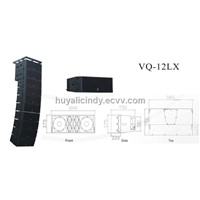 Line Array VQ-12LX