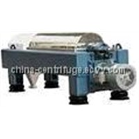 Liquid-Solid Phases Decanter Centrifuge