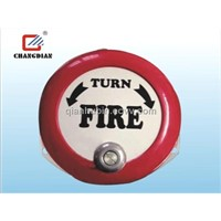 Manual Fire Alarm Bell / Fire Bell (Hand-Rotary)