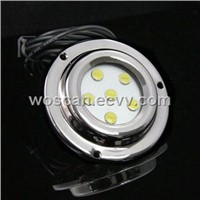 Metal LED Light for Marine Use Under Water(6*1w)