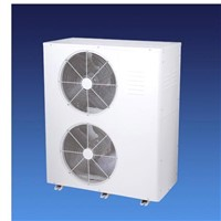 Monoblock Air To Water Reversed Cycle Water Chiller