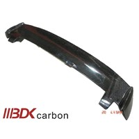 Mugen-Style Carbon Fiber Rear Spoiler for 2003-2007 Honda Fit