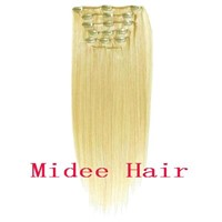 Pre Bonded (Keratin) Hair Extensions (A002)