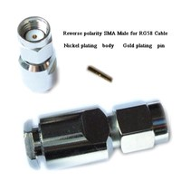 RF Cables & RF Connector, RP SMA
