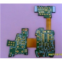 Rigid-Flexible PCB- 6 Layer