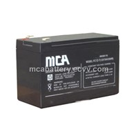 Sealed Lead Acid Battery - 12V7AH