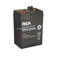 Sealed Lead Acid Battery (NP4.5-6)