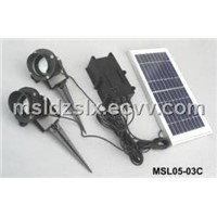 Solar Power Lighting System (MSL05-03C)