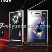 T929 Quad Band TV Mobile Phone