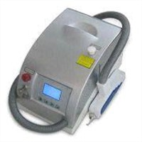 Tattoo Removal and Laser Q-Switch with 1,064/532nm Wavelength