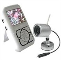 Wireless Digital Baby Monitor (ST-WB25A)